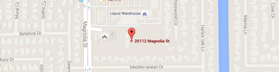 Celebrate Recovery Huntington Beach Google Map